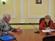 В горадминистрацию Астрахани в Общероссийский день приема обратились около 60 человек