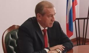 Официально: иркутский губернатор находится в больнице