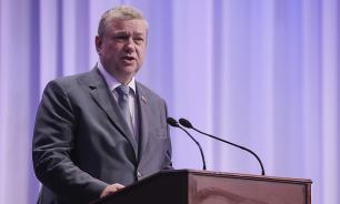 Василий Голубев соболезнует в связи с уходом из жизни Евгения Бушмина