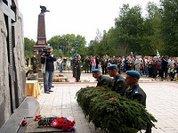 На торги выставлен воинский мемориал