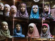 Кто стремится надеть хиджаб на Казахстан?