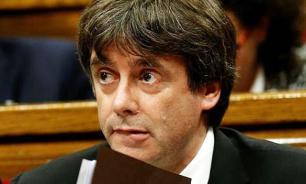 Бывший глава Каталонии Карлес Пучдемон задержан в Германии
