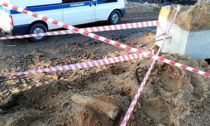 При строительстве дома на Пулковской найдены 24 снаряда времен ВОВ