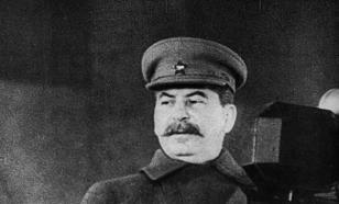 В Крыму осквернена мемориальная доска Сталина