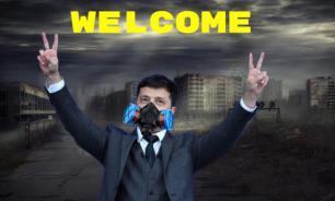 Зеленский начнет бороться с коррупцией в Чернобыле