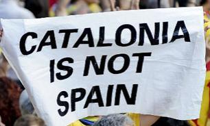 """В Барселоне представили """"дорожную карту"""" отделения Каталонии"""