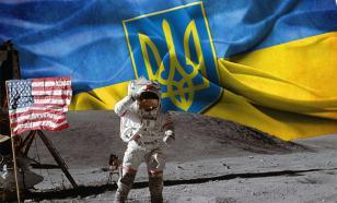 Из комнаты смеха: Украина помогла астронавтам США высадиться на Луну