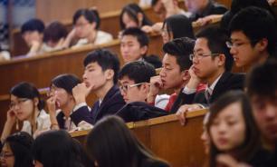 """Китайские вузы начнут обучать студентов по специальности """"искусственный интеллект"""""""