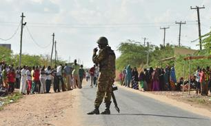 СМИ сообщили о восьми погибших полицейских от взрыва в Кении