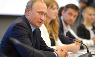 Путин призвал уровнять МРОТ и прожиточный минимум