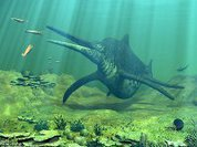 В Германию заплыл... ихтиозавр!