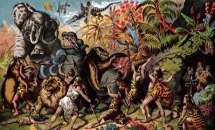 Склонность к насилию человек получил благодаря эволюции