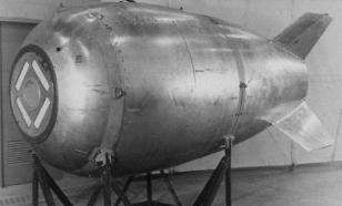 В Канаде нашли старую атомную бомбу