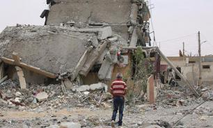 """Соцсети: ПВО Сирии обстреляли """"метеообразование"""""""