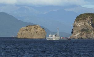Боевые пловцы ТОФ приняли участие в военных учениях