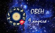 Астролог: рожденные 09.04 талантливы