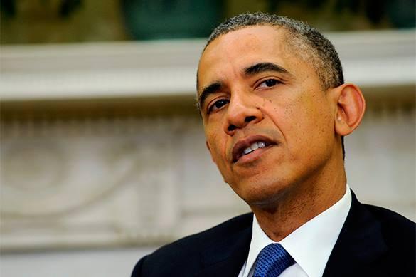 """Обама: Для Путина НАТО и ЕС - """"угроза российской власти"""""""