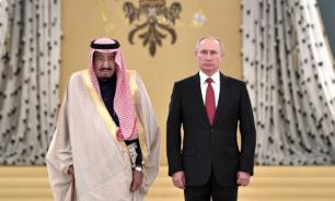 Сирия проложила России путь к Персидскому заливу
