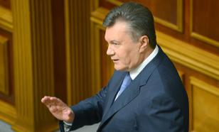 Янукович назвал настоящую причину побега в Россию