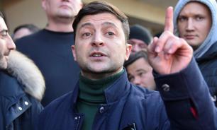 """Зеленский заявил о """"войне Украины с Россией"""" и неизбежности переговоров по Донбассу"""