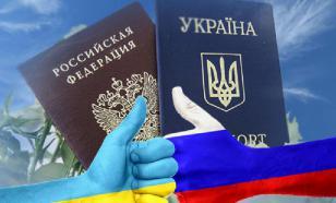 Опрос: большинство россиян и украинцев хорошо относятся друг к другу