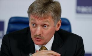 """Песков: Создатели """"Комитета спасения Украины"""" не обсуждали инициативу с Кремлем"""