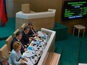 """В Совете Федерации посчитали """"тихонь"""""""