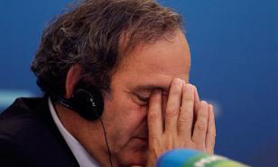 Мишель Платини после суда покидает пост президента УЕФА