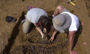 Хищный динозавр оставил свои следы в Индии 150 миллионов лет назад