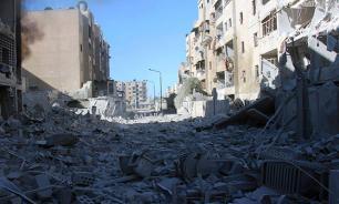 Минобороны России: В Сирии применено оружие массового поражения
