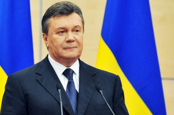Янукович мог вернуть пост президента— Яценюк
