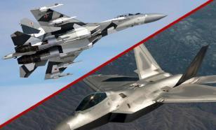 National Interest спрогнозировал итоги боя Су-35 и F-22