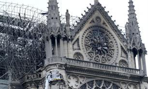 Парламент Франции разработал законопроект по реставрации Нотр-Дама