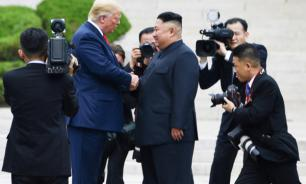 Трамп заявил о создании группы переговорщиков США и КНДР