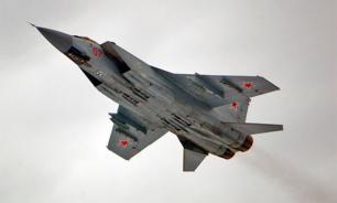 Российские летчики приняли бой в стратосфере над Камчаткой