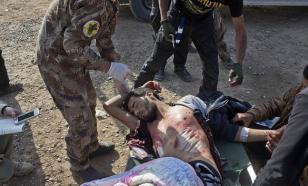 Мария Захарова: Операция в Мосуле - это средневековая бойня