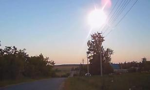 В Хабаровском крае метеорит разрушил сопку и заблокировал реку