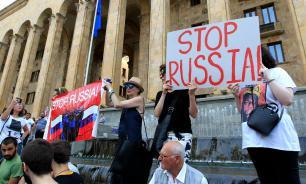 Грузия должна гарантировать безопасность россиян - Володин