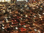 Электроэнергия автомобильных пробок