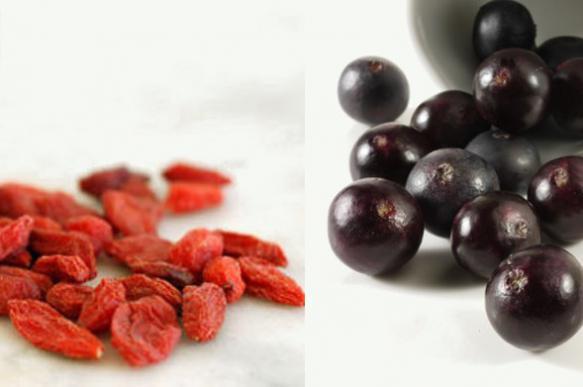 ягоды годжи полезные свойства мщения