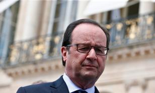 """Французские СМИ пишут о том, как Путин довел Олланда до """"политического самоубийства"""""""