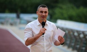 Аккаунт Кличко в Instagram заблокировали из-за интернет-троллей