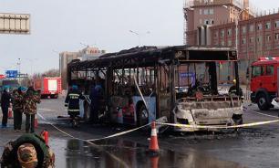 В Китае казнен поджигатель автобуса с людьми
