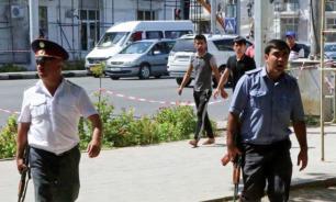 Ранившего двух российских военных жителя Таджикистана задержали