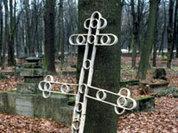 Солдатские могилы не нужны никому