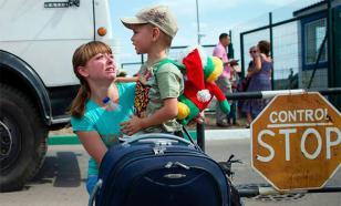 ФМС: На территории России проживают почти 2,6 миллиона граждан Украины