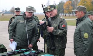 Лукашенко выразил обеспокоенность учениями НАТО у границ Белоруссии
