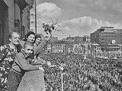 Майская борьба за мир и права трудящихся