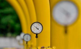 """""""Нафтогаз"""" пожаловался на снижение транзита российского газа через Украину"""