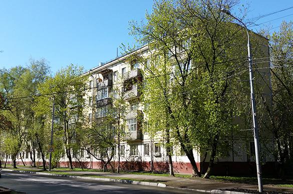 Граждане 2-х домов в столице проголосовали завыход изпрограммы реновации